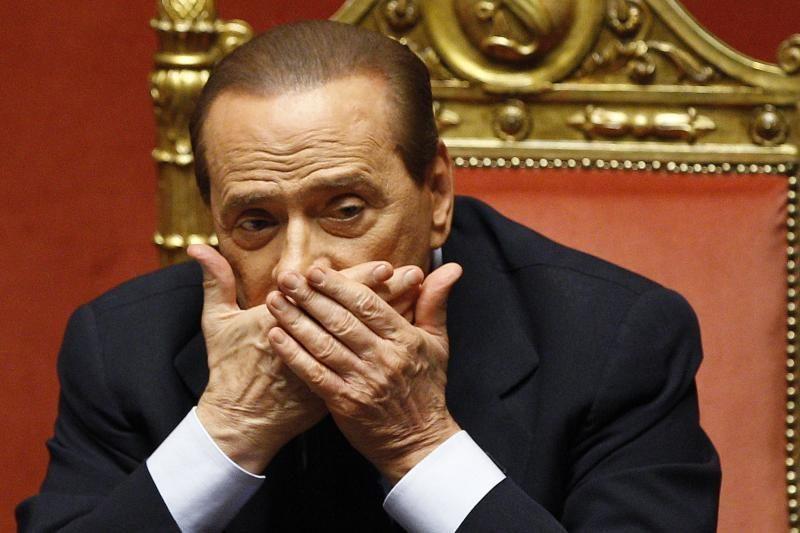 Lietuvis: kalbos apie S.Berlusconi ryšius su mafija – visiškas blefas