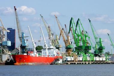 Klaipėdos uosto krova šiemet išaugo 13,6 proc.