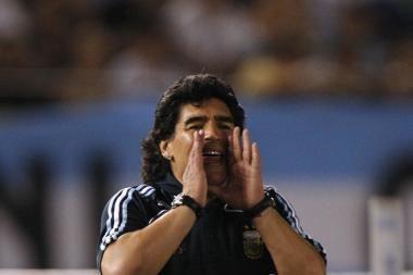 D.Maradona jaučiasi išduotas