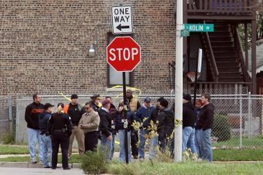 Čikagoje rastas nužudytas J.Hudson sūnėnas