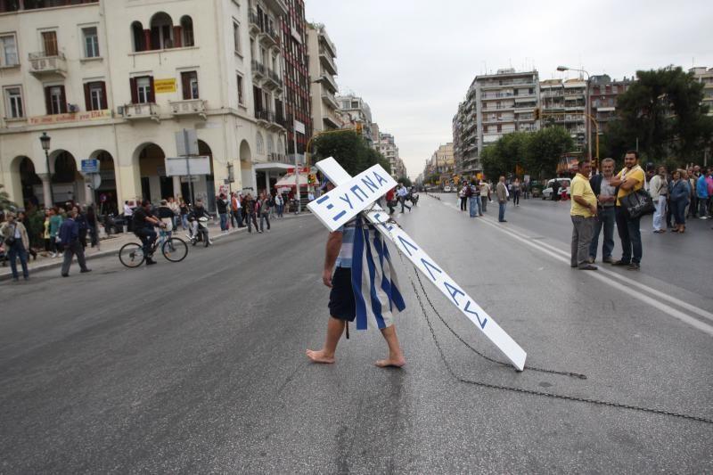 J. Sturnaras: Graikijoje bus didinami mokesčiai