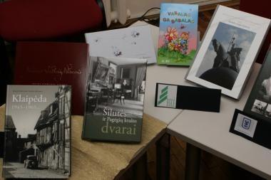 Klaipėdos metų knygos rinkimuose – štilis