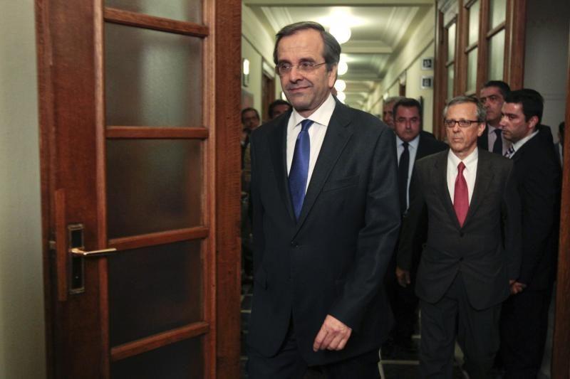 "Graikijos premjeras prašo ""kvėpavimo erdvės"" reformoms"