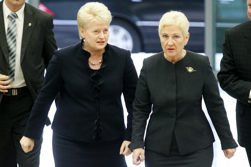 Įtakingiausi – D.Grybauskaitė, I.Degutienė, A.Kubilius, A.J.Bačkis