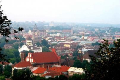 Plečiama Vilniaus senamiesčio apsaugos zona