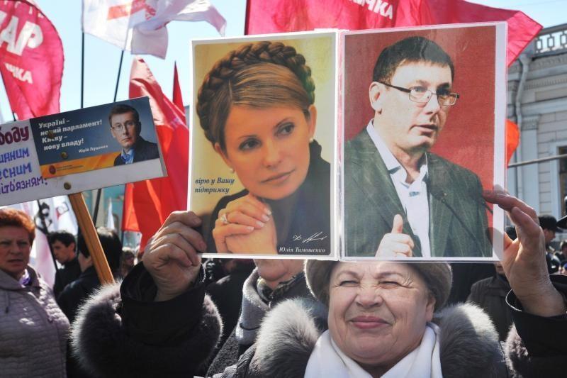 J. M. Barroso: Ukrainos vyriausybė turi įtikinti visą ES