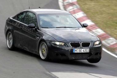 BMW M3 paslaptys Niurburgo žiedo trasoje