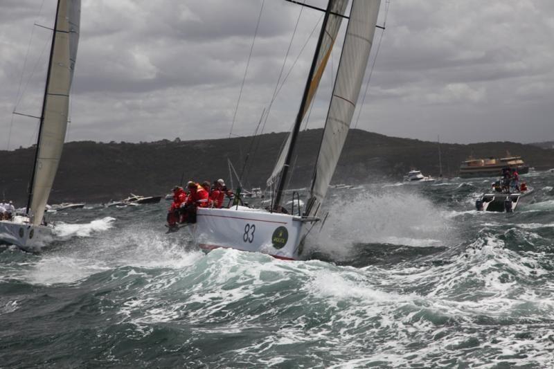 """Prestižinėje regatoje Australijoje jachta """"Ambersail"""