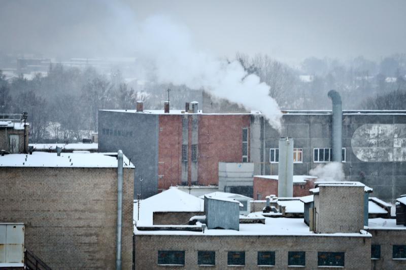 Didžiuosiuose miestuose oro tarša vėl viršijo normas