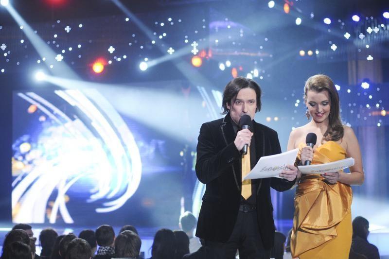 """Nacionalinės """"Eurovizijos"""" finalas – jau šeštadienį"""