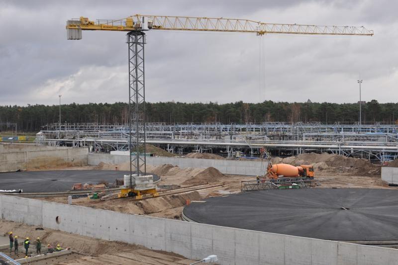 """Į """"draugiškų"""" aplinkai talpyklų montavimą investuojama 21 mln. litų"""
