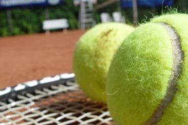 I.Dapkutė pergalingai pradėjo jaunių teniso turnyrą