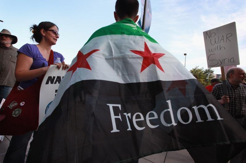 Sirijos režimo atstovai neigia vykdę žudynes