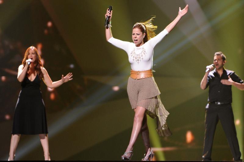 """Ispanijos atstovei įsakyta nelaimėti """"Eurovizijos"""" konkurso"""