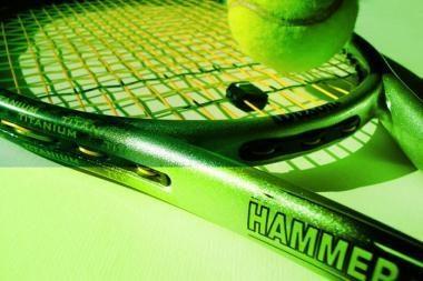 Lietuvos tenisininkų nesėkmės jaunių turnyre JAV