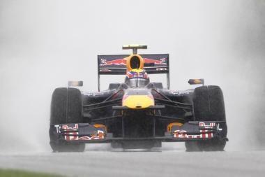 """F-1: Malaizijos GP kvalifikaciją laimėjo M.Webberis iš """"Red Bull"""""""