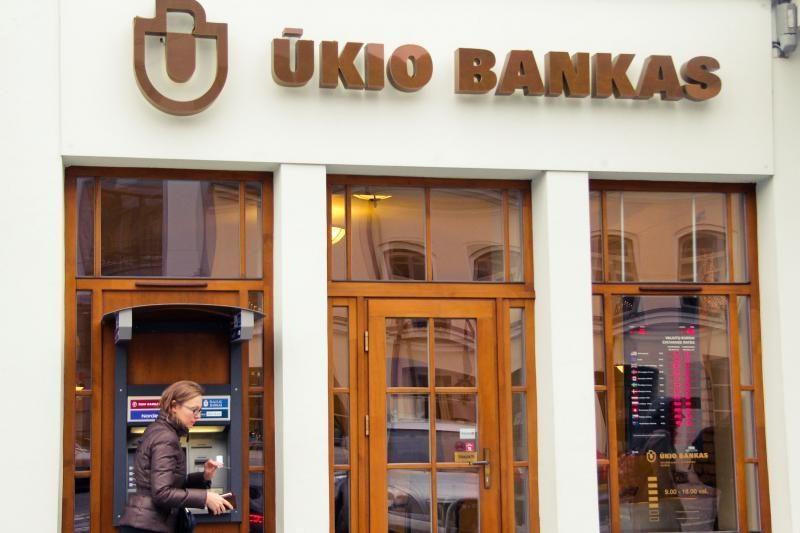 Kitą savaitę paaiškės, kiek lėšų valstybės įstaigos laikė Ūkio banke
