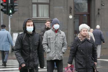 Lietuvoje paskelbta gripo epidemija (papildyta)