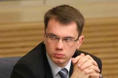 M. Varašką apkaltų komisijose pakeis V. Kurpuvesas