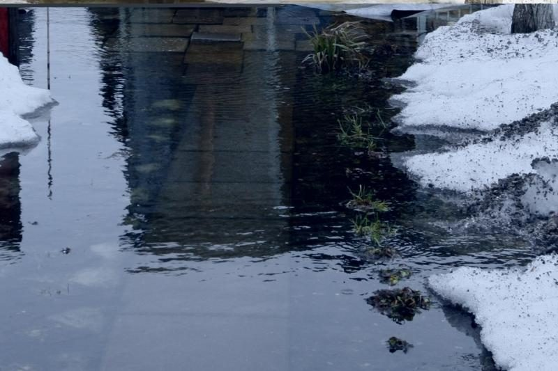 Klaipėdiečiai pasiekė, kad būtų įrengti lietaus nuotekų tinklai