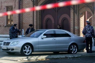 Vladikaukazo meras žuvo per pasikėsinimą