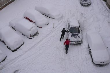 Kaip mes atpratome nuo tikros lietuviškos žiemos?