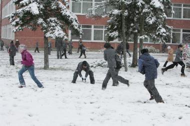 Į Klaipėdos mokinių sveikatą žiūrima per pirštus