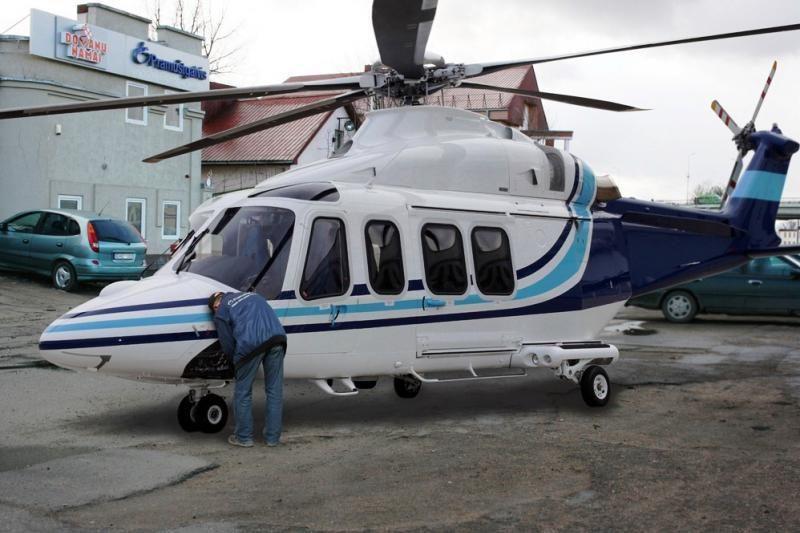 """Nauja verslo niša Lietuvoje – sraigtasparnių """"tiuningas"""""""