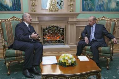 Rusija ir Baltarusija kuria bendrą oro gynybą