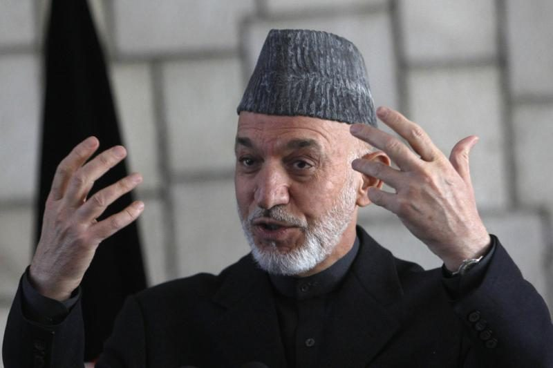 """Afganistano lyderis nurodė uždrausti """"nepadorius"""" televizijos šou"""