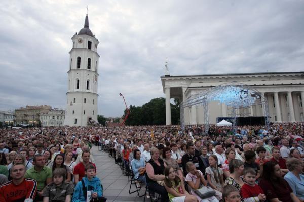 Graibstomi bilietai į Dainų šventės mokamus renginius