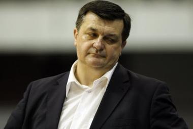 """Suformuotas Kauno """"Žalgirio"""" trenerių štabas"""