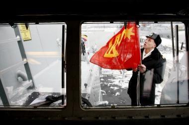 Karinėms jūrų pajėgoms – naujai stebėjimo technika užtikrins