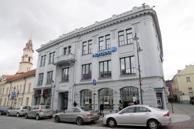 """""""Nordea Bank Lietuva"""" pernai patyrė 40 mln. litų nuostolį"""