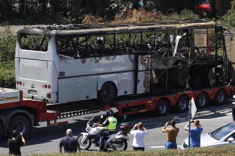 """""""Hezbollah"""" susijusi su mirtininko išpuoliu Bulgarijoje"""