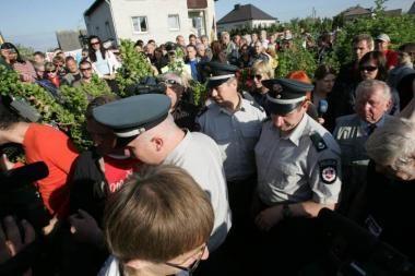 D.Grybauskaitė: už Garliavos įvykius atsakomybė tenka ir policijai, ir šeimai