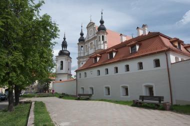 Šv.Mykolo bažnyčioje įsikurs muziejus