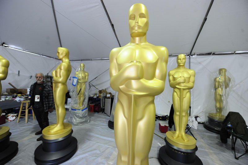 """Dėl """"Oskarų"""" atkakliausiai varžosi """"Argo"""" ir """"Linkolnas"""""""