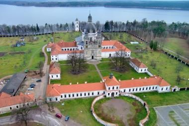 Pažaislio vienuolynas sulaukė milijonų