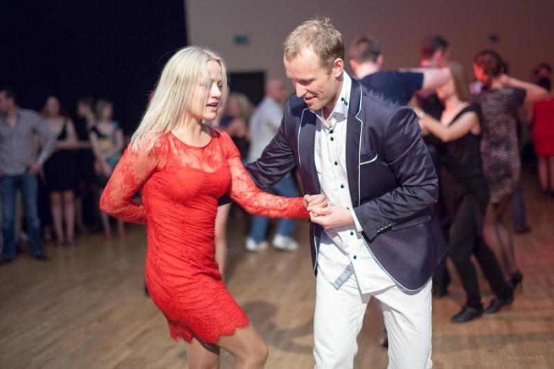Vilniuje vėl nugriaudės tarptautinė salsos fiesta