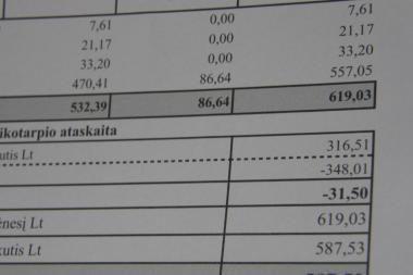 Vilniečiai pakraupę: sąskaitos už šildymą viršija rekordus