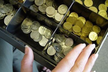Iš Garantinio fondo - 2,35 mln. litų darbuotojams