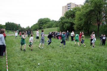 Sporto šventė Gričiupio seniūnijoje