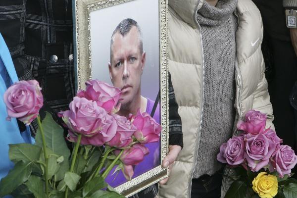 Tėvo diena: D.Kedys pagerbiamas praėjus 8 mėn. po žudynių Kaune