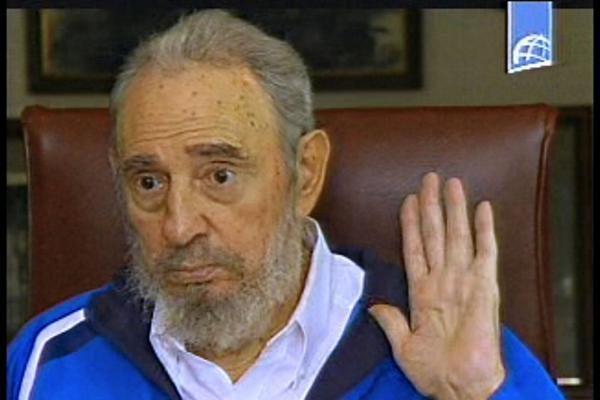 Fidelis Castro pavadino Osamą bin Ladeną JAV agentu