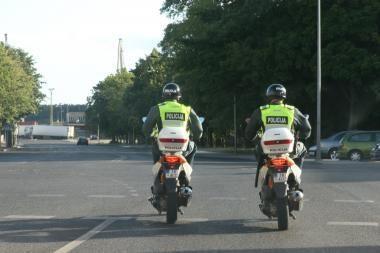 Policininkus žaidė tūkstančiai vaikų