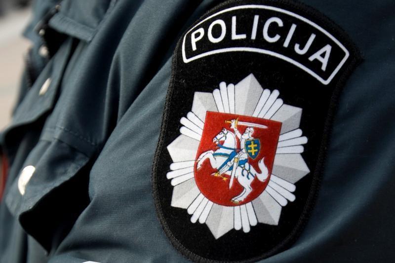 Sulaikytas neblaivus Vilniaus kriminalinės policijos pareigūnas