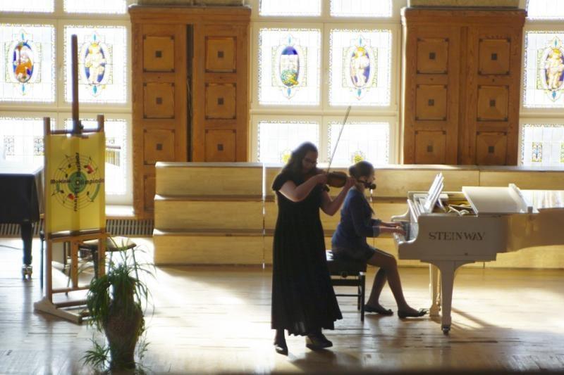 Lietuvos mokinių muzikos olimpiada jau kuria savo tradicijas