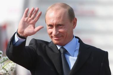 V.Putinas į Lietuvą neatvyks (papildyta)