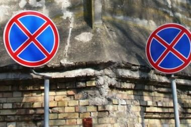 Naujųjų metų naktį Vilniuje bus ribojamas eismas (schema)